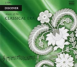 Discover Music of the Classical Era by Various Composers (2006-08-01)
