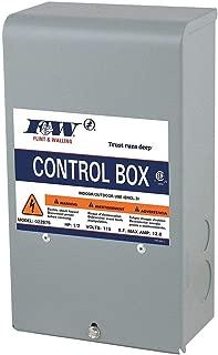 Flint & Walling 22877 - Motor/Pump Control Box 1 Phase 230V 2.3A