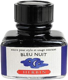 Herbin Fountain Pen Ink 30Ml Bleu Nuit
