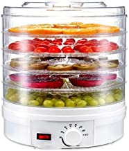 ZNBJJWCP Déshydrateur Alimentaire Fruits Légumes Herbes Machine De Séchage De Viande Collations Sèche Fruits Séchoir Alime...