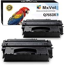 Mvtoner Compatible HP 53X Q7553X 49X Q5949X Toner Cartridge Use for HP LaserJet M2727 P2014 P2015 1320 P2010 3390 Printer ...