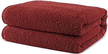 Towel Bazaar 100% Turkish Cotton Multipurpose Towels-Large Bath Sheet/Beach Towel/Bath Towel, Eco-Friendly (Oversized 40x8...
