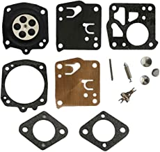 AISEN Carburetor Repair Rebuild Kit for Tillotson RK-23-HS HS-2A HS-3A HS-4B HS-9A HS-27A HS-30A HS-45A HS-61A