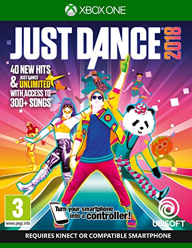Just Dance 2018 (Xbox One) (New)