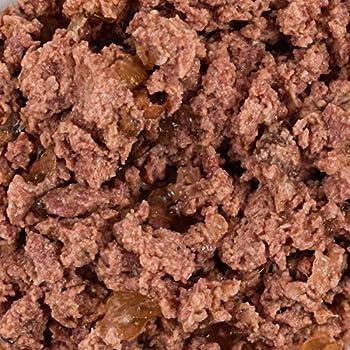 Atavik - Chat Pâtée Poulet-Saumon avec Cranberry Et Courgette (6X200G)