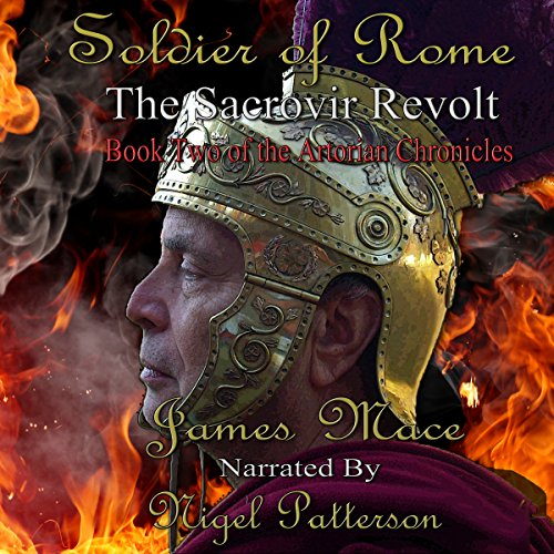 Soldier of Rome - The Sacrovir Revolt cover art