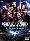 DOBERMAN INFINITY LIVE TOUR 2019 5IVE  必ず会おうこの約束の場所で  DVD2枚組+Tシャツ 初回生産限定盤