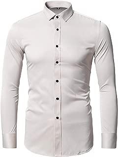 Pierre Cardin Uomo Camicia Maniche Corte Tempo Libero Camicia Mens Shirt Uomo Camicia Nuovo