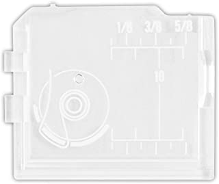 Janome Hook Cover Plate with Top Notch