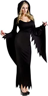 Fun World - Hooded Gown Adult Costume