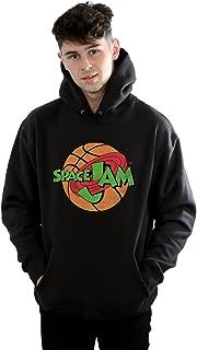 space jam Men's Simple Logo Hoodie