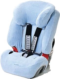 Britax Römer Accesorios Originales, Funda de verano para silla de coche EVOLVA 1-2-3 & PLUS, Blue
