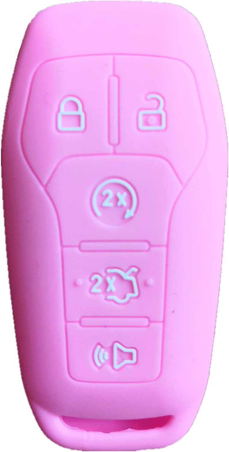 Rpkey Silicone Keyless Entry Remote Control p 2021 new Cover Long Beach Mall Case Key Fob
