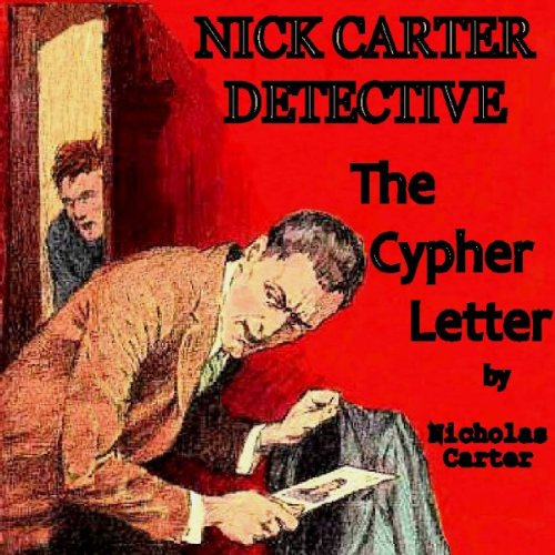 The Cypher Letter audiobook cover art