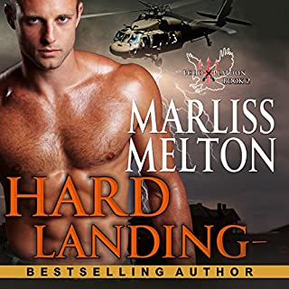Hard Landing     The Echo Platoon Series, Book 2              Written by:                                                                                                                                 Marliss Melton                               Narrated by:                                                                                                                                 Armen Taylor                      Length: 9 hrs and 7 mins     Not rated yet     Overall 0.0