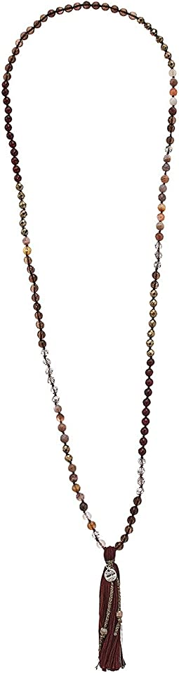 Chan Luu - Mix Tassel Necklace