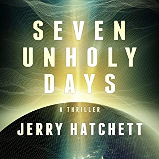 Seven Unholy Days cover art