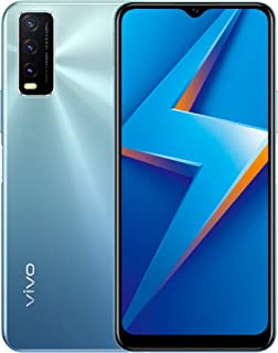 vivo Y20s Dual SIM Purist Blue 8GB RAM 128GB 4G LTE With Bluetooth Speaker