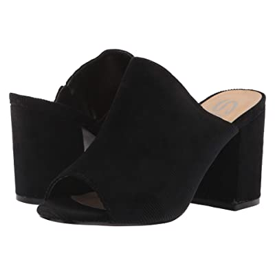 Sbicca Access (Black) High Heels