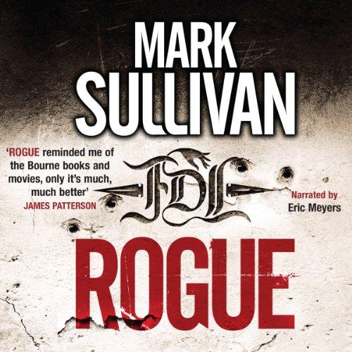 Rogue cover art