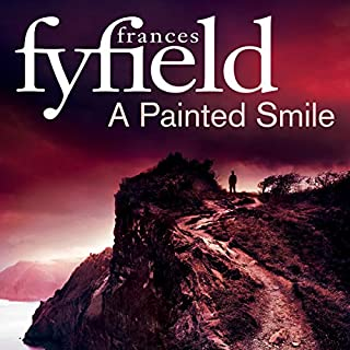 A Painted Smile audiobook cover art