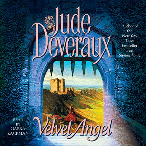 Velvet Angel audiobook cover art
