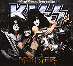 Monster International Tour Edition [Mint Pack] by Kiss