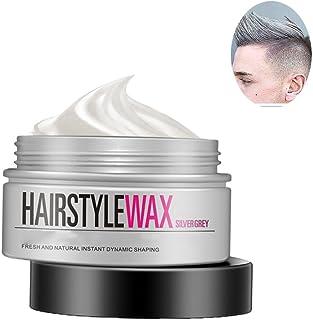 Cera de pelo color crema instant peinado crema profesional