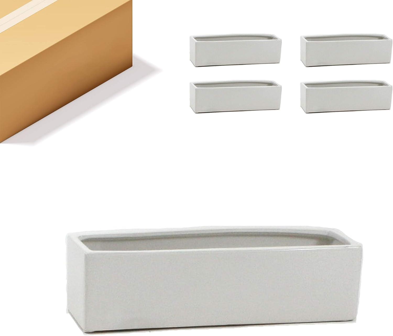 WGV Ceramic Planter Max 77% OFF Box Bulk 14