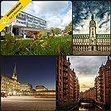 Viajes de viaje para faros–2DÍAS EN Hamburgo en el Hotel cabina * * *–cupones kurzreise Viajes viaje regalo