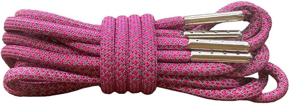 VASGO Sport Round Max 68% OFF Shoe Laces Reflective Traine Wholesale Casual for