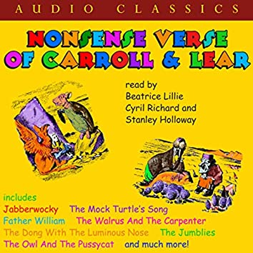 Nonsense Verse of Carroll and Lear