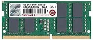 Transcend Information 8GB DDR4 2666 SO-DIMM 19-19-19 1Rx8 (1Gx8)