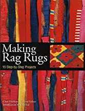 Best making rag rugs 15 step by step projects Reviews