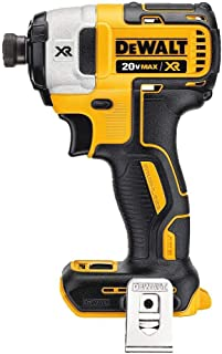 DEWALT DCF887BR 20V MAX XR 1/4in 3-Speed Cordless Impact Driver TOOL ONLY (Renewed)