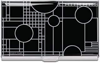 ACME Studios Playhouse Black Business Card Case by Frank Lloyd Wright (CW60BC)