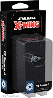 x wing miniatures tie x1