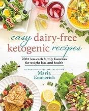 يسهل dairy-free ketogenic recipes: أفراد العائلة المفضلة مصنوع low-carb و صحي