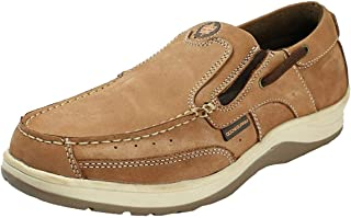 Maplewood Tan Genuine Leather Leicester hoes For Men