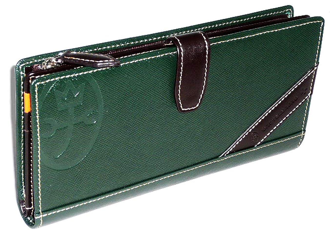 団結するポール誇張するva-71612_ike CASTELBAJAC(カステルバジャック) 71612 ドロワット小物シリーズ 小銭入れ付 財布 サイフ ウォレット メンズ 男性用 レザー No.71612 05 Green(グリーン)