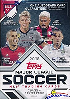 major league soccer cards