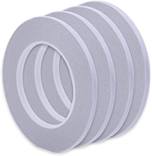 4 Pack 1/4 Inch Quilting Sewing Tape Wash Away Tape, Each 22 Yard