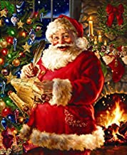 5D Diamond Painting Full Christmas DIY Cross Stitch Pattern Crystal Rhinestone Embroidery Kits Picture Arts Craft Home Wall Décor-[15