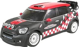 Nikko Coche Teledirigido Radio Control Mini Countryman WRC Escala 1:16
