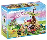 PLAYMOBIL Hadas - Hada de la Salud Elixia con Animal del Bosque, Juguete Educativo, Multicolor, 30 x 10 x 25 cm, (5447)