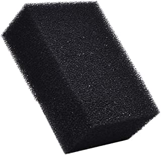 Hipanda Filter Foam Sponges,  Bio Sponge Filter Media Pad,  Cut-to-Size Foam for Aquarium Fish Tank 7.5 x 4.7 x 2.75
