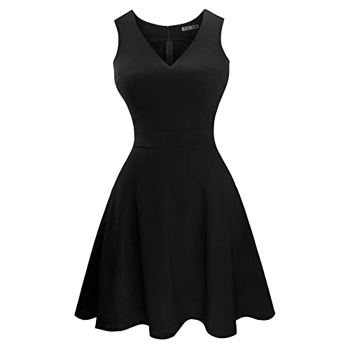 Black Formal Dress Short: Amazon.com