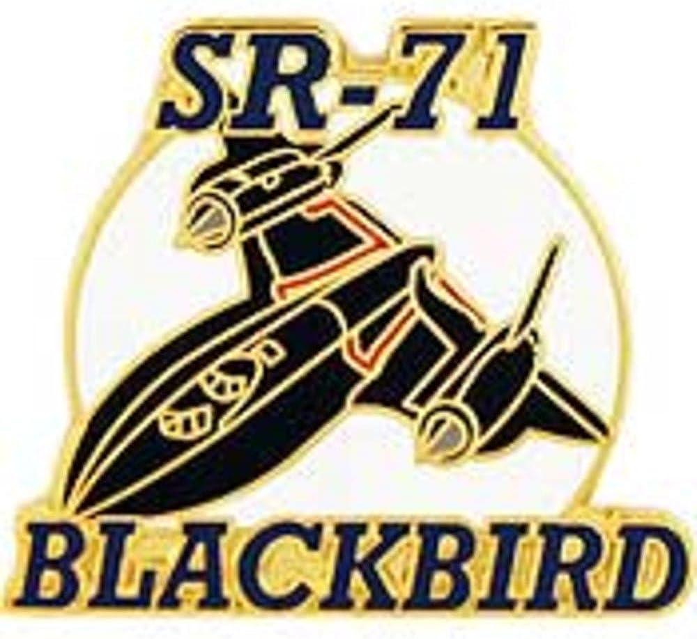 Max 59% OFF SR-71 Blackbird Airplane 1 Pin 2