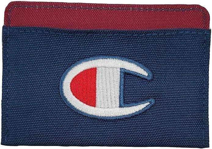 Champion Lifeline Card Holder Wallet One Size Dark Blue - CM9-0811