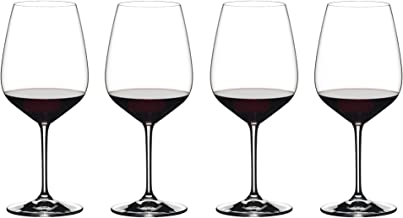 Riedel 4411/0 Extreme Cabernet Wine Glasses, Set of 4, Clear